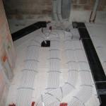 Foto 1 Elektriciteit het leggen van preflex