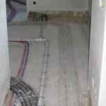 Foto 3 plaatsing van centraal stofzuigsysteem Electrolux